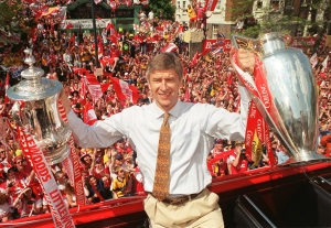 'We want our Arsene back!'